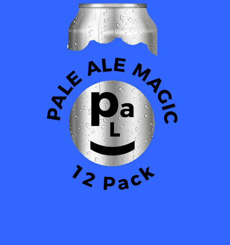 Pale Ale Magic Box Drink Different