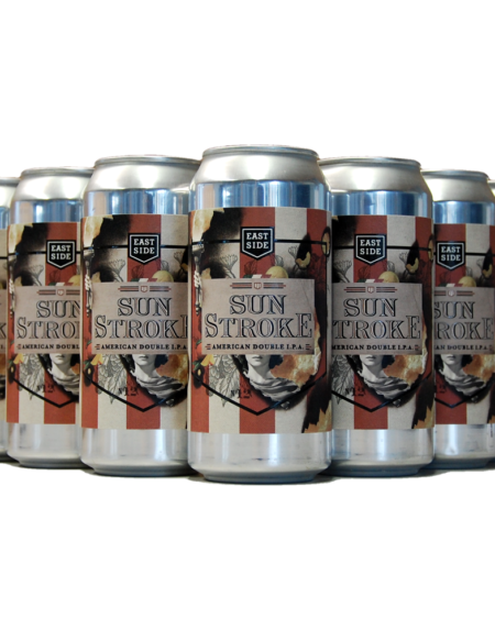 East Side Sun Stroke American Double IPA