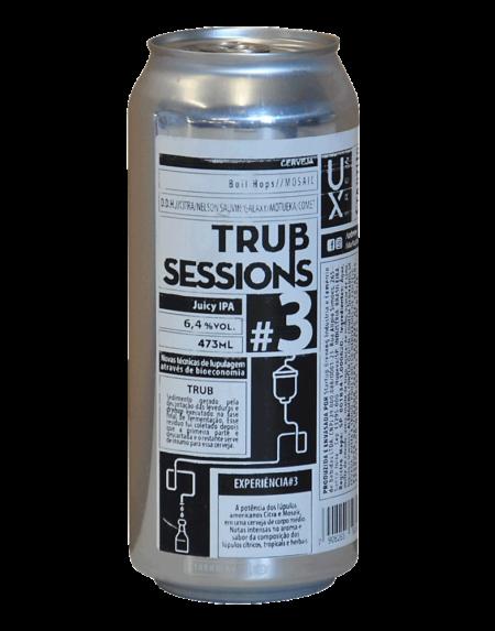 UX Brew Trub Sessions Hazy IPA