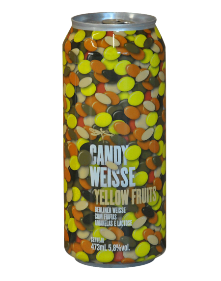 Dadiva Candy Weisse Yellow Fruits