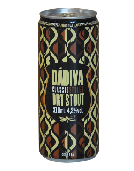 Dadiva Classic Dry Stout