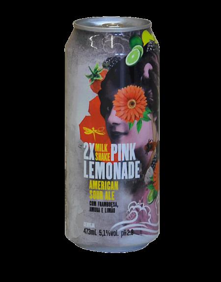 Dadiva Pink Lemonade Sour Ale
