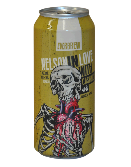 Everbrew nelson in love IPA