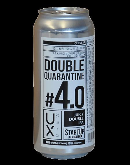 UX Brew Double Quarantine 4.0 DIPA